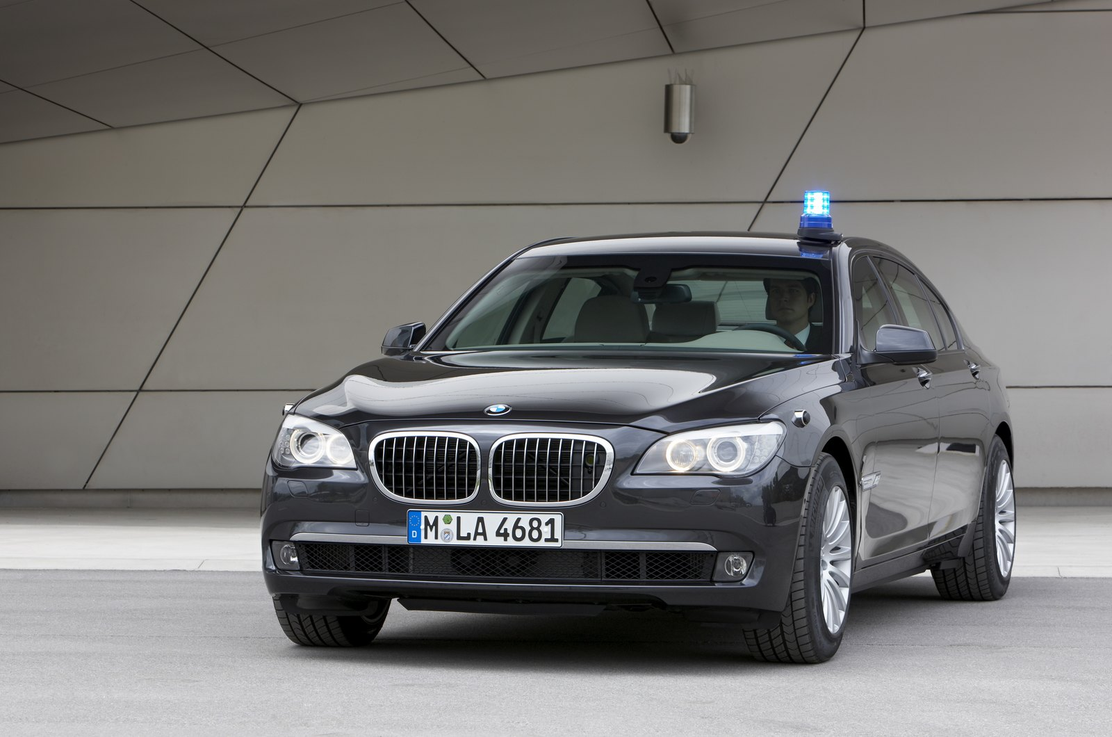 Best Cars and New Cars: BMW 7-Series High Security